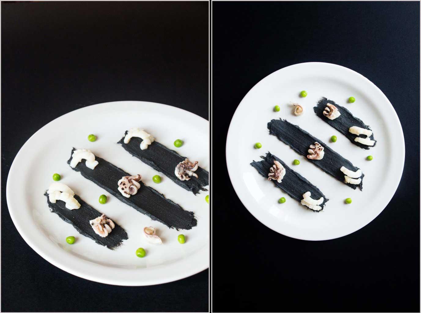 Impiattamento per contest Taste&More realizzato dalla food blogger Alice Del Re del blog Pane Libri e Nuvole
